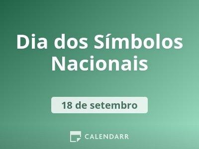 Dia dos Símbolos Nacionais