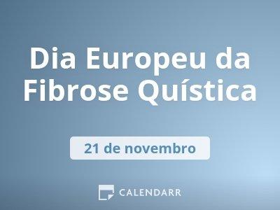 Dia Europeu da Fibrose Quística