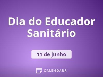 Dia do Educador Sanitário