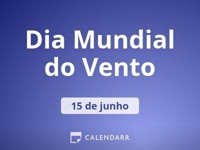 Dia Mundial do Vento