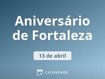 Aniversário de Fortaleza