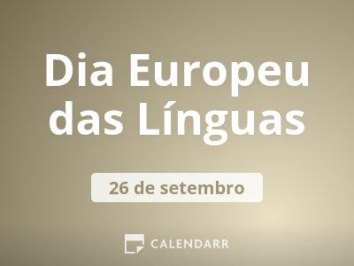 Dia Europeu das Línguas