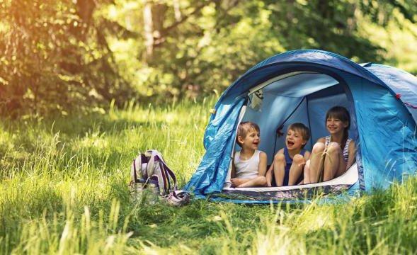 acampamentos