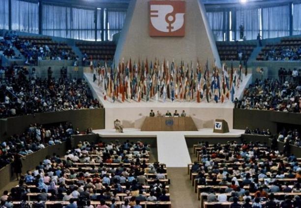 Ano Internacional da Mulher em 1975
