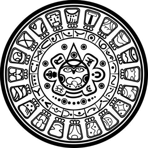 Calendário asteca: o que é e como funciona