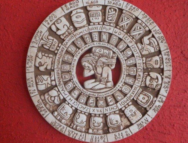 Calendario Maya moderno