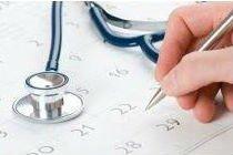 Datas comemorativas da saúde
