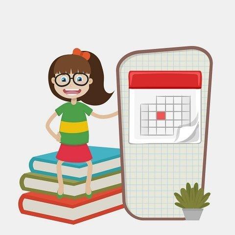 Datas comemorativas escolares (Calendário 2020)
