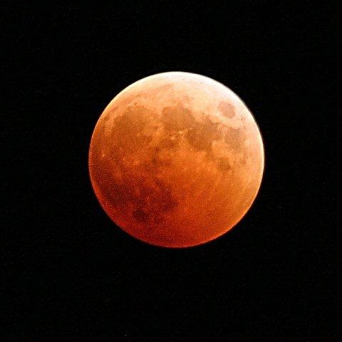 Eclipse lunar: datas em 2019