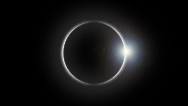 eclipse colar anular