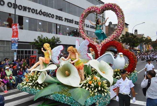 Imagen del Festival Internacional de Trujillo