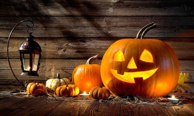 abóbora halloween