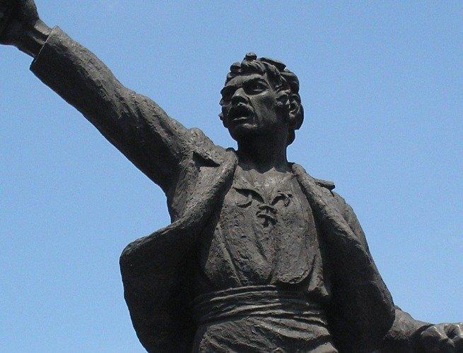 Escultura de José Antonio Torres
