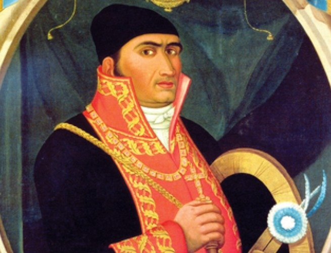 Imagen de José María Morelos y Pavón