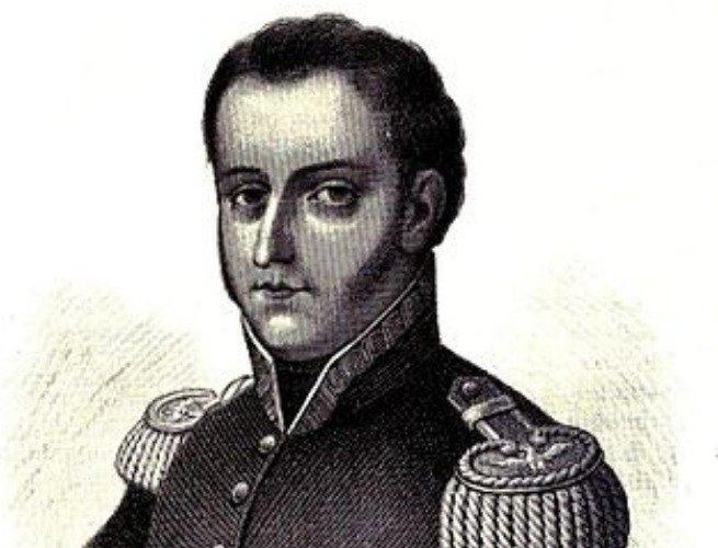 Imagen de Manuel Mier y Terán