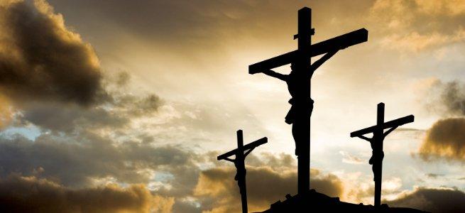 morte de cristo