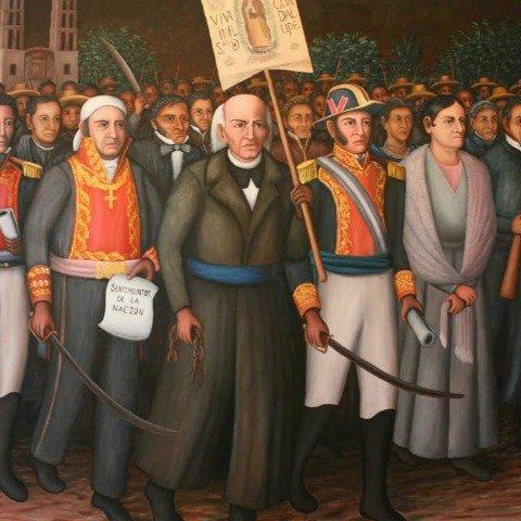 31 personajes de la Independencia de México
