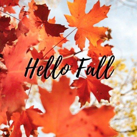 Start of Fall