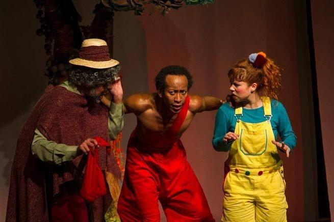 teatro folclore