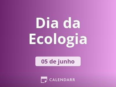 Dia da Ecologia