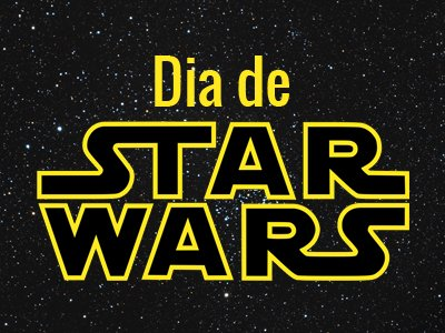 Dia de Star Wars - Calendarr