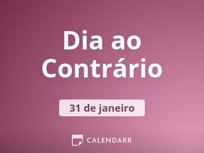 Dia ao Contrário