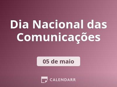 Dia Nacional das Comunicações
