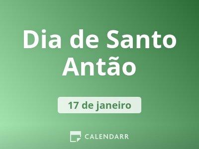 Dia de Santo Antão