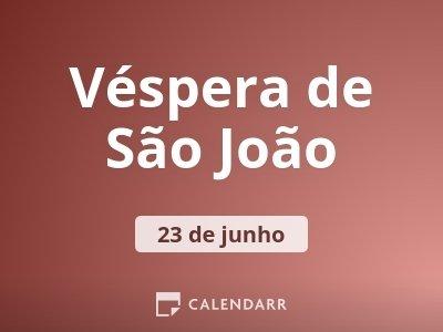 Véspera de São João