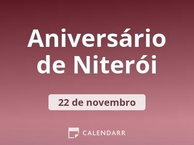 Aniversário de Niterói