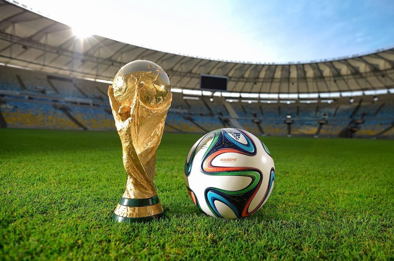 Abertura da Copa do Mundo 2018