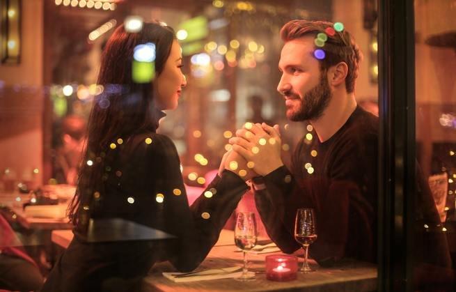 jantar de casal