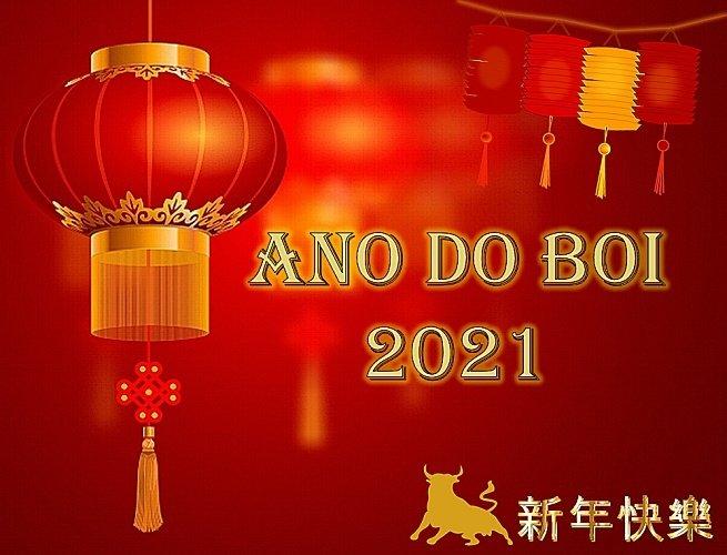 Ano Novo Chines 2021