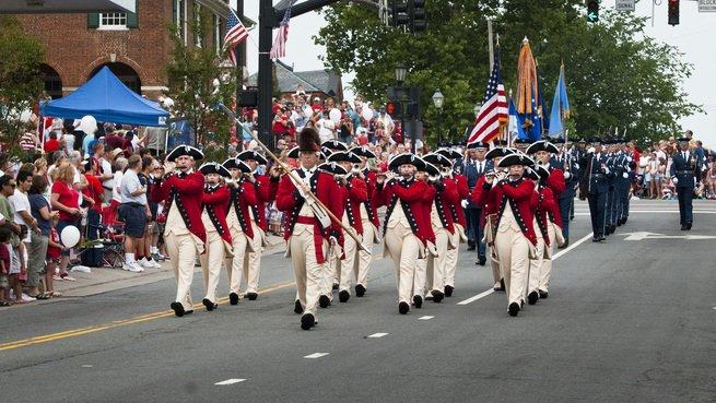Desfile por el Día de la Independencia