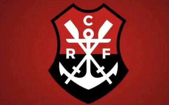 Escudo do clube de remo do Flamengo