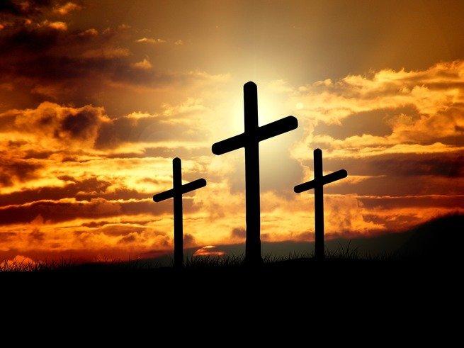 crucifixion viernes santo