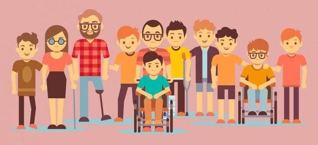 dia da pessoa com deficiência
