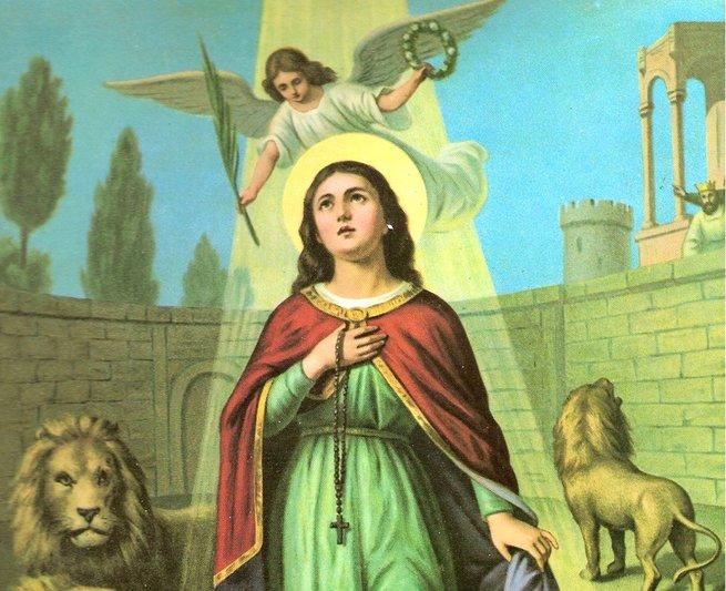 Dia de Santa Tecla