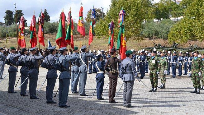 comemorações do dia do exército