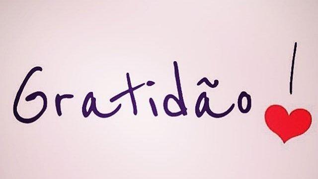 Resultado de imagem para gratidão