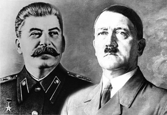 Stalin e Hitler