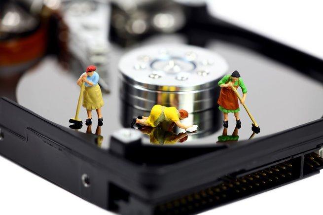 Limpar o computador