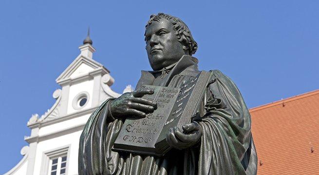 Monumento de Martinho Lutero