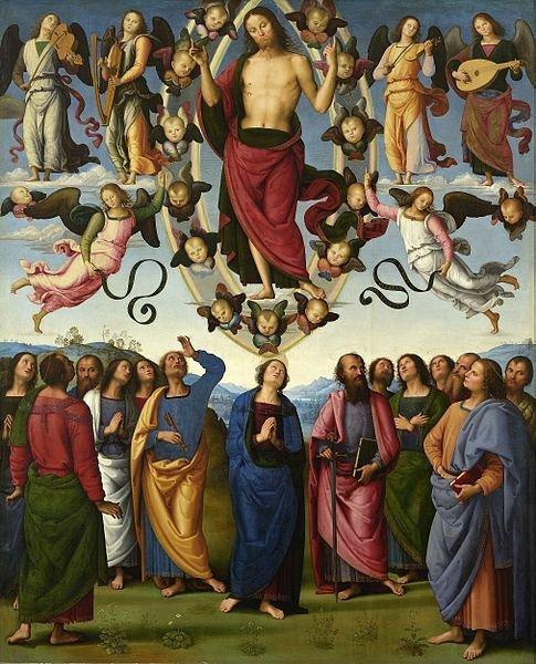 ascensión de cristo