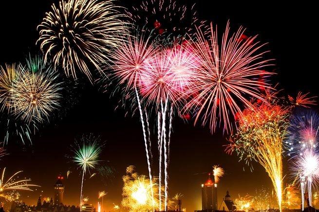 fuegos artifici