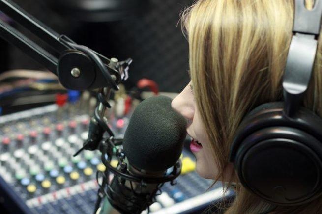 Profissionais do rádio