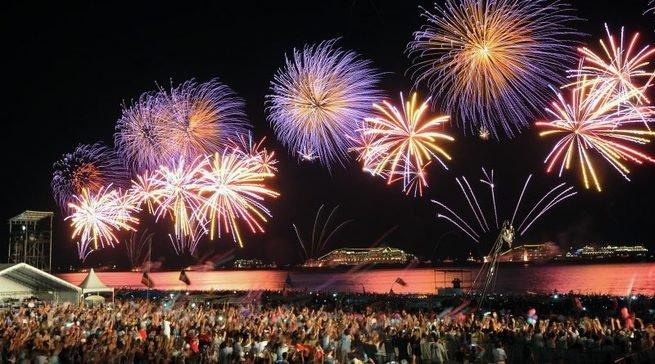 Ano Novo Rio de Janeiro