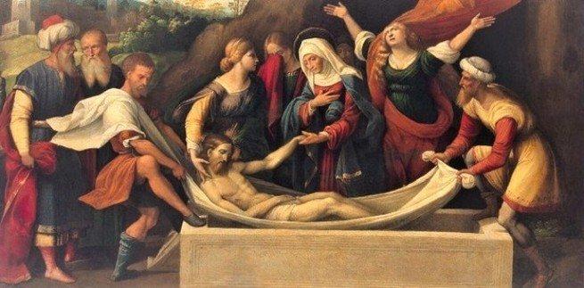 Sepulcramento de Jesus