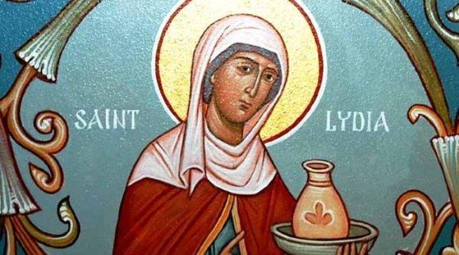 Santa Lídia 3 de agosto