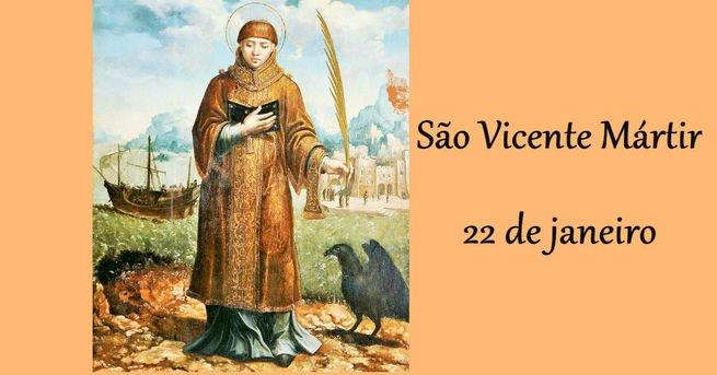 Imagem de São Vicente Mártir